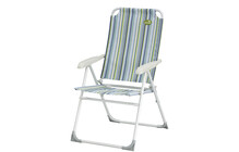 Easy Camp Polaris chaise pliante vert/bleu